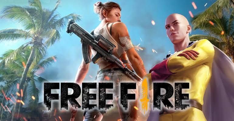 Free Fire (FF) e One Punch-Man: parceria começa dia 09 de Janeiro