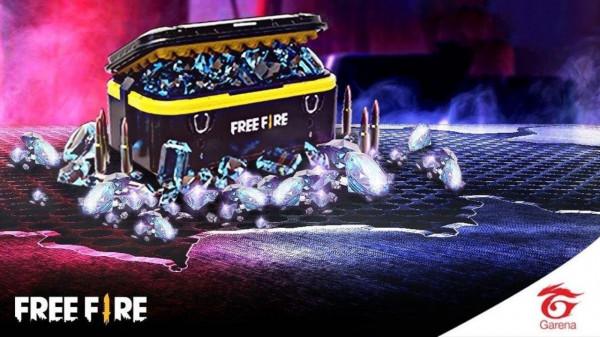 Free Fire (FF): evento de recarga chega com inédita skin da PARAFAL Caça aos Ovos