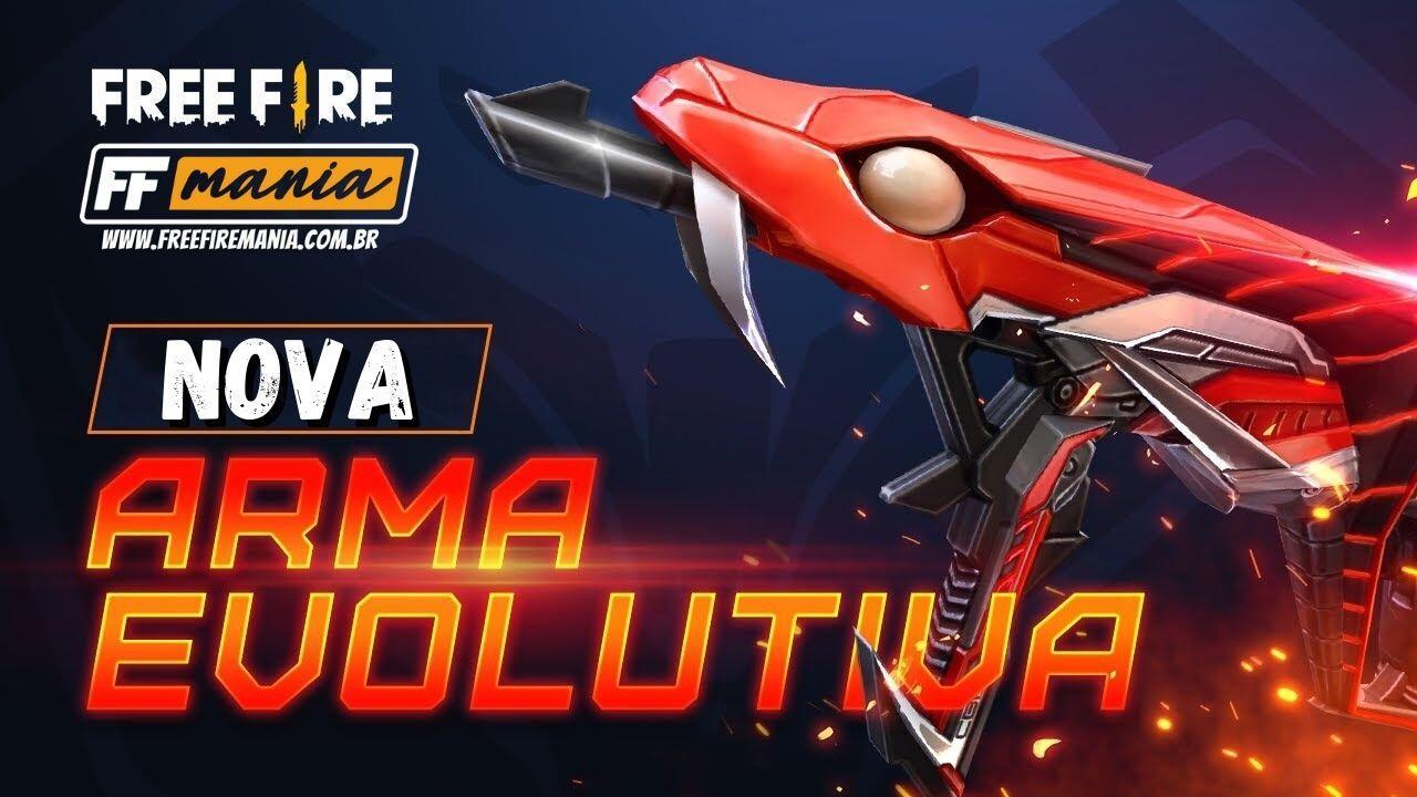 Free Fire Ff Mp40 Venomous Snake Adalah Senjata Evolusioner Baru Battle Royale Simak Cara Mendapatkannya Free Fire Mania
