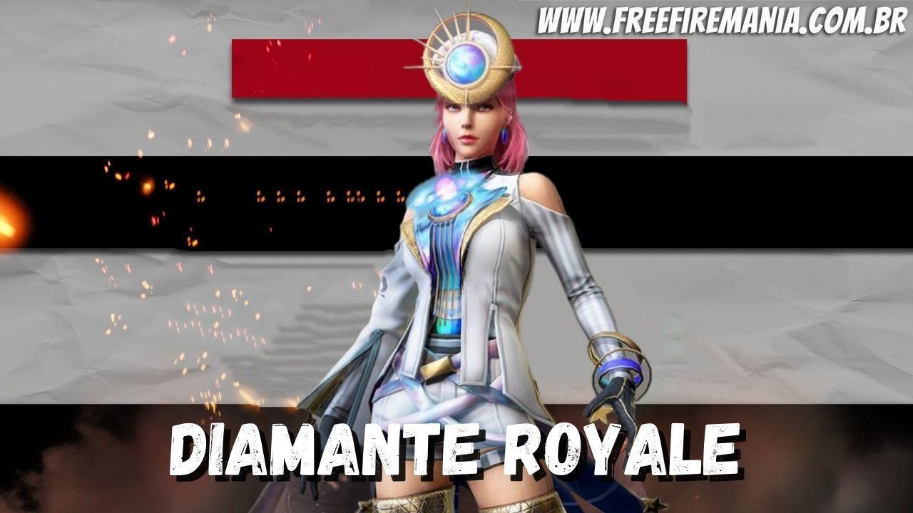 Free Fire (FF): próximo Diamante Royale traz pacote Oráculo, 2021 segue sem skins masculinas