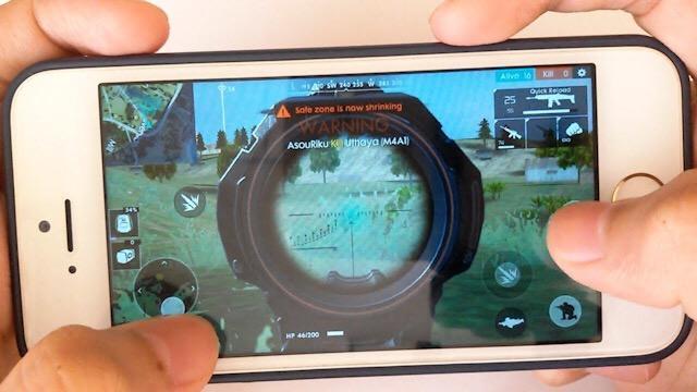 Free Fire fora do ar, jogo com problemas e não abre no iPhone