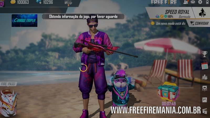 Free Fire off the air this Wednesday (09), only gives Speed Royal