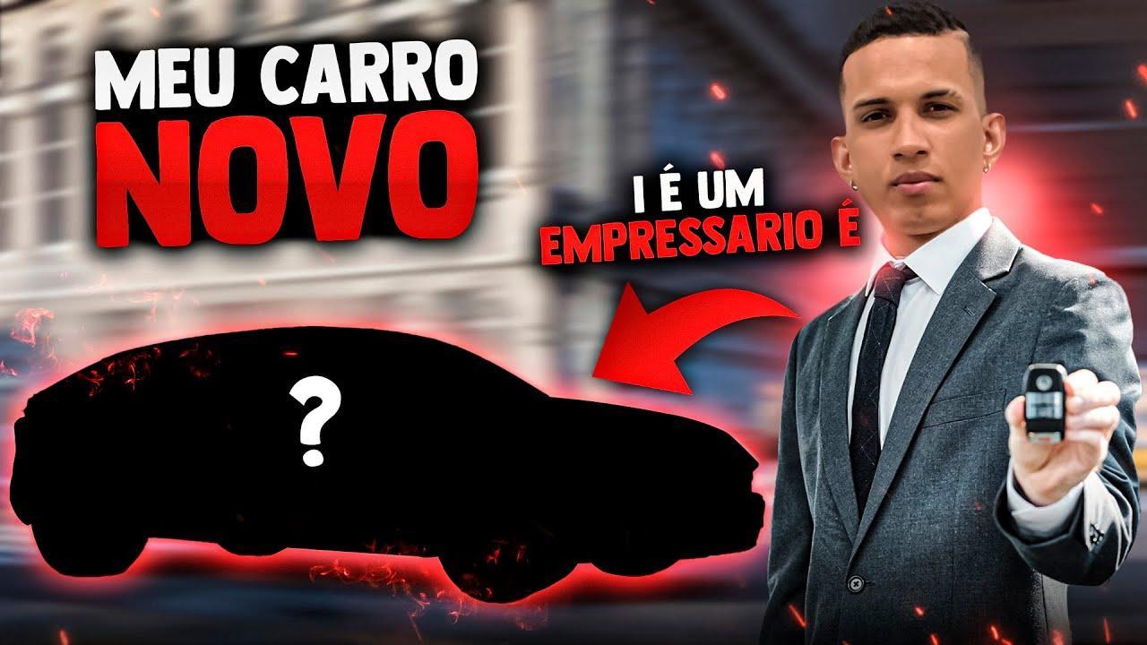 Free Fire: Hudson Amorim exibe novo carro de cerca de R$ 3 milhões