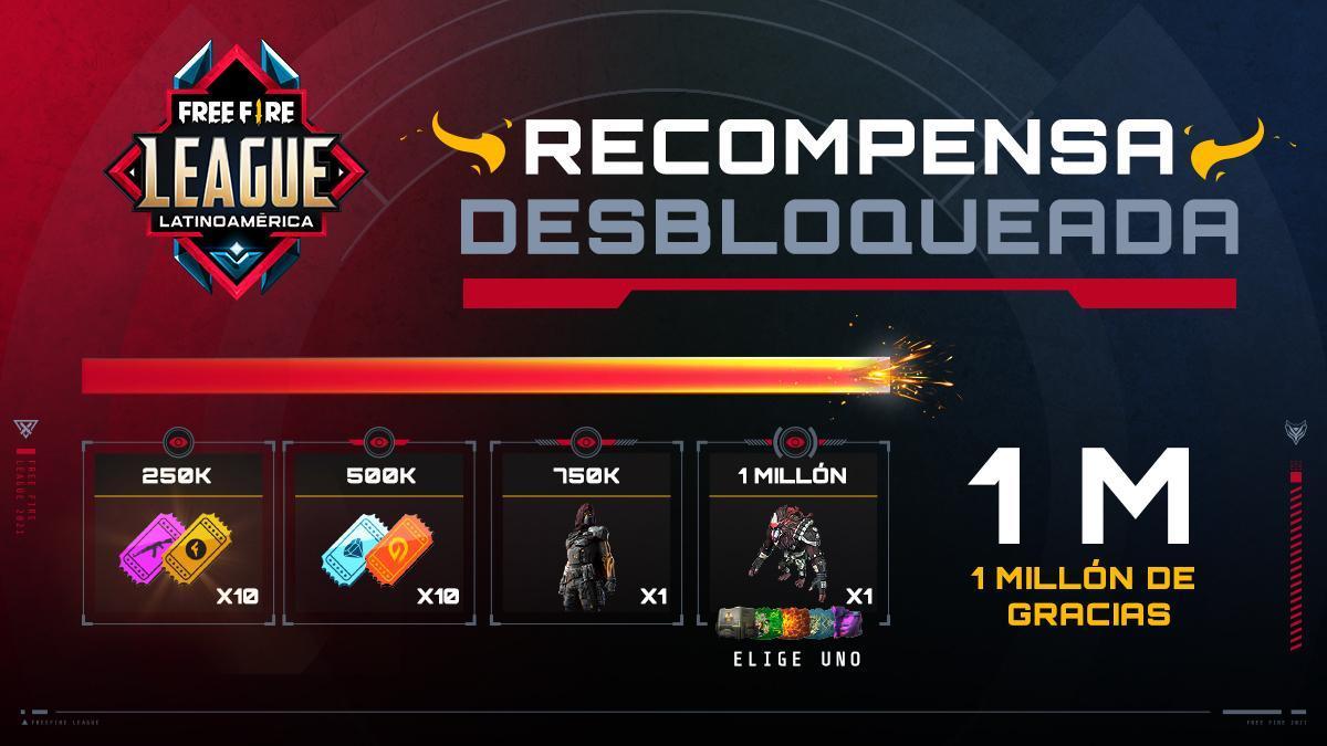 Free Fire League 2021 alcança recorde com 1,4 milhões de espectadores ao vivo, Team Aze é campeã