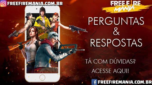 Free Fire Mania VOLTOU!