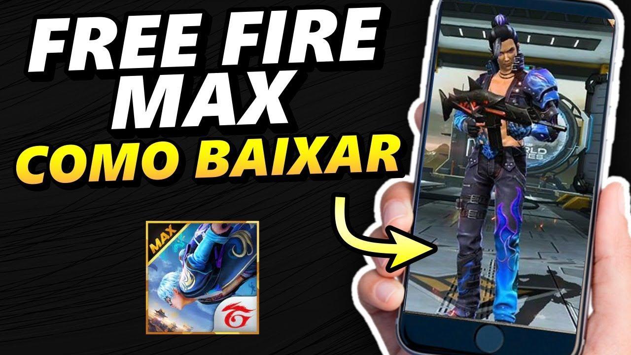 Free Fire Max Download: links para as versões iOS e Android já estão disponíveis