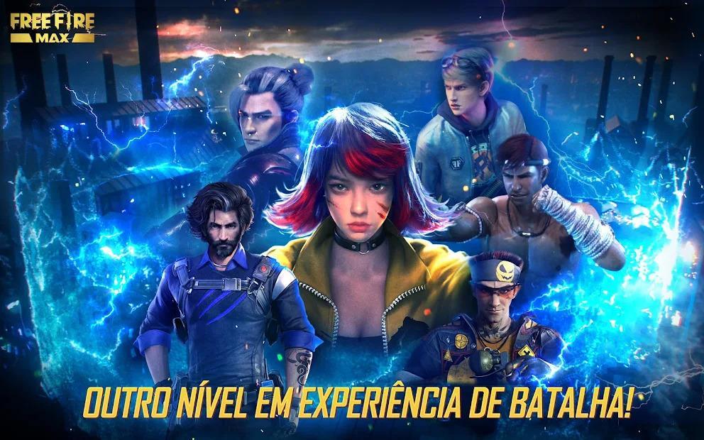 Free Fire Max lançamento no Brasil: tudo que sabemos até agora