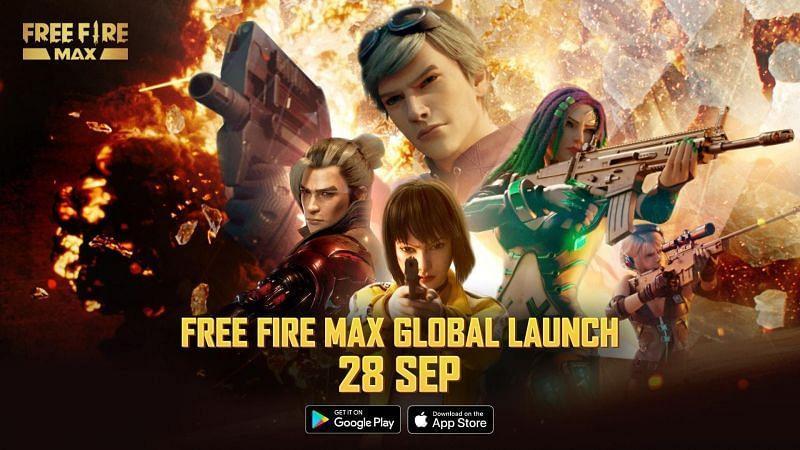 Free Fire Max: pré-registro termina dia 27; data de lançamento global revelada