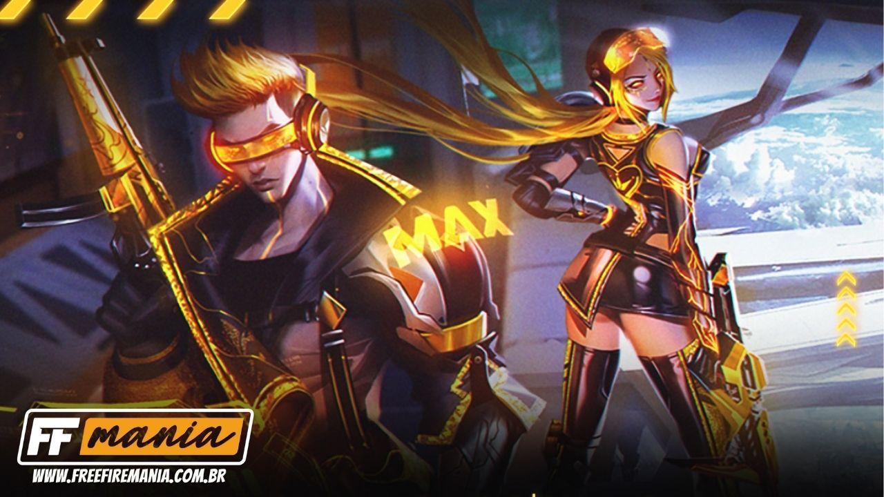 Free Fire Max: recompensas do pré-registro serão entregues na quinta, confira os prêmios