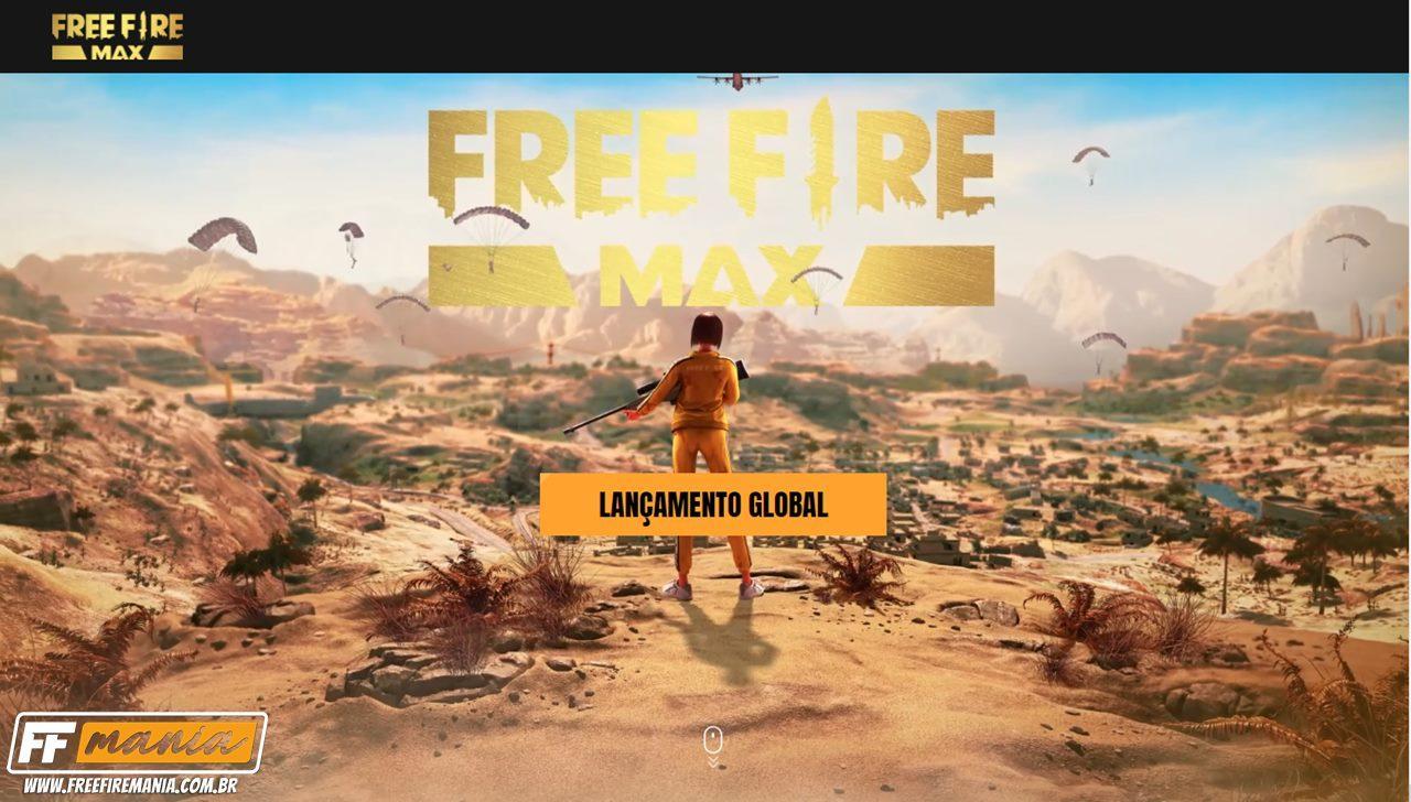 Free Fire Max será lançando no Brasil para iOS e Android no dia 28 de Setembro, confira os detalhes