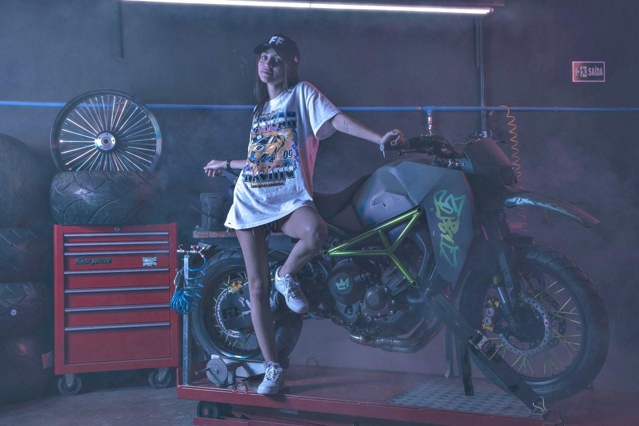 Free Fire: membros da LOUD, Nobru, Cerol e outros influenciadores fazem ação na moto do Shiro