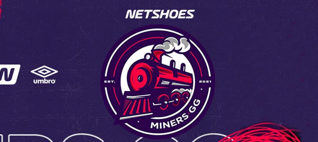 Free Fire: Netshoes Miners chega a Série A da LBFF com Cebotiva, Vittin, OTREMBB e DogBlack