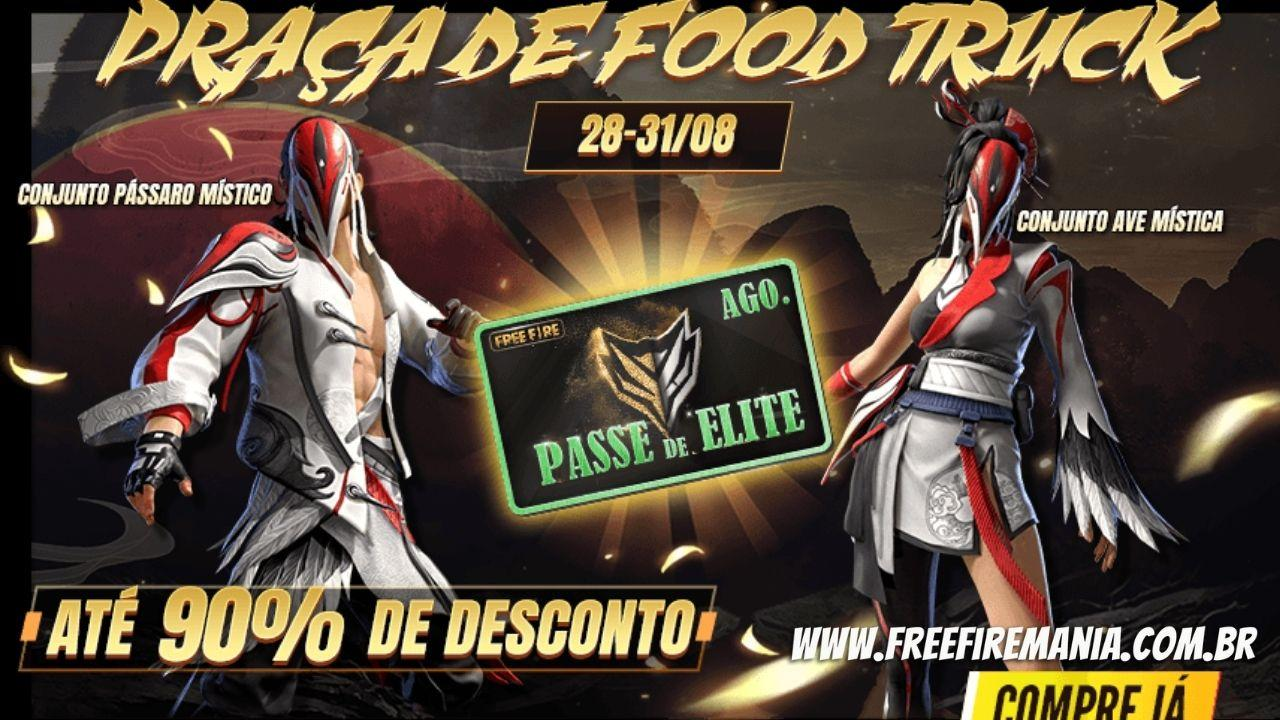Free Fire: Passe de Elite com desconto chega neste sábado, aniversário do jogo