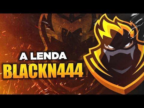Free Fire: Porque BlackN444 nunca mostra seu rosto?
