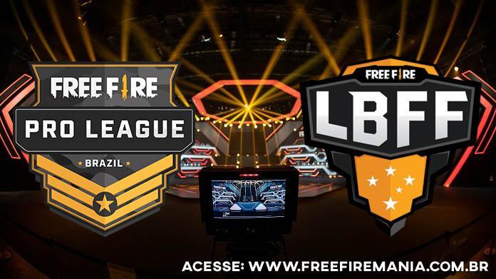 Free Fire Pro League is now the Brazilian Free Fire League