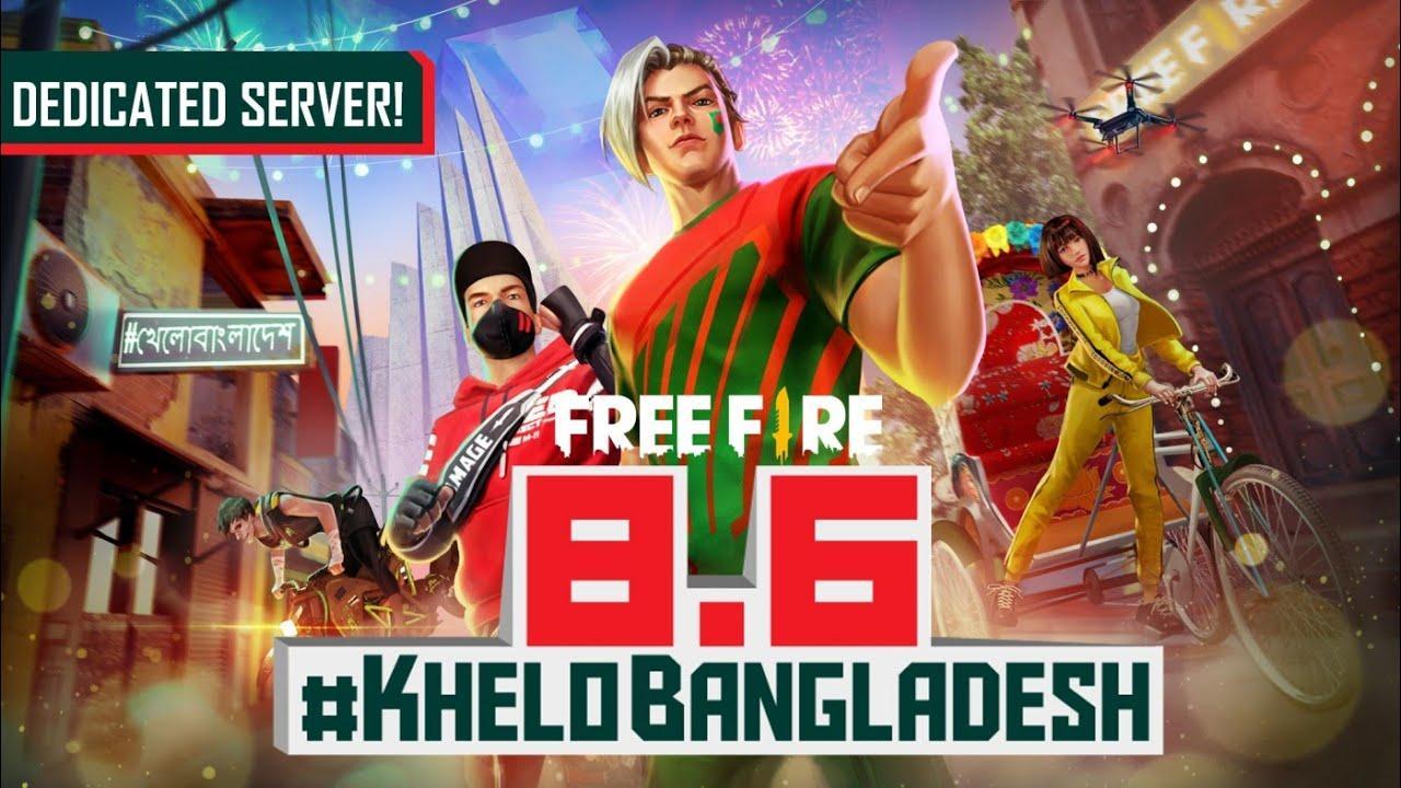 Free Fire, PUBG, Tiktok e outros aplicativos são banidos em Bangladesh por 3 meses