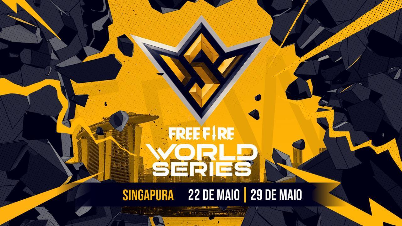 Free Fire World Series 2021: com 2 vagas para o Brasil, mundial será presencial em Singapura