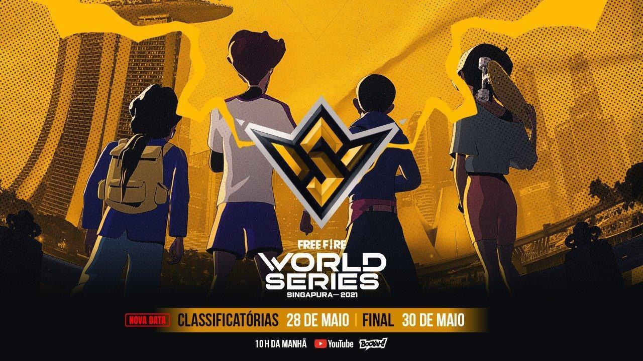 Free Fire World Series 2021 Singapura: Play-Ins registra pico com mais de 1,2 milhão views ao vivo