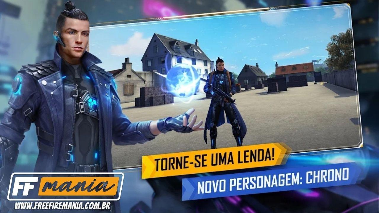 Free Fire x CR7: Cristiano Ronaldo fala sobre a parceria com a Garena