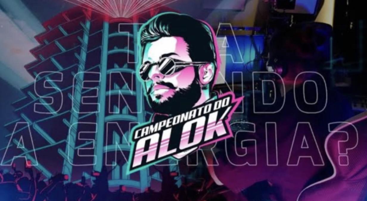 GameChanger: NOISE marca presença no próximo campeonato de alok