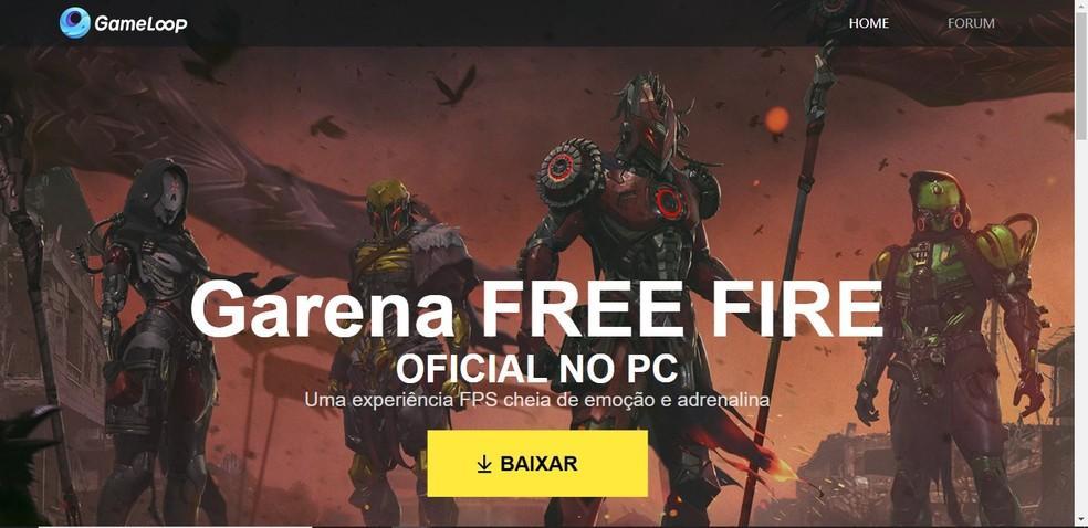 Gameloop é o melhor emulador de Free Fire para jogadores com PC fraco