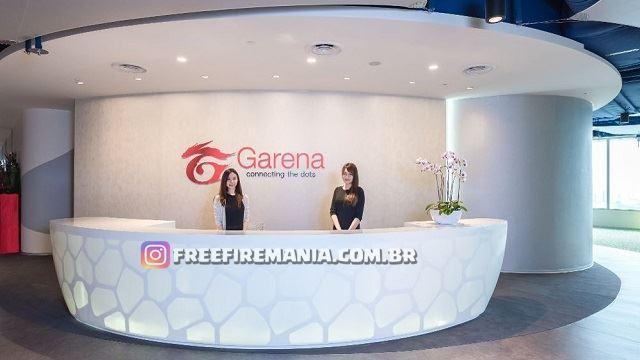 Garena BR abre vagas para cargos de Supervisor, Assistente e Analista