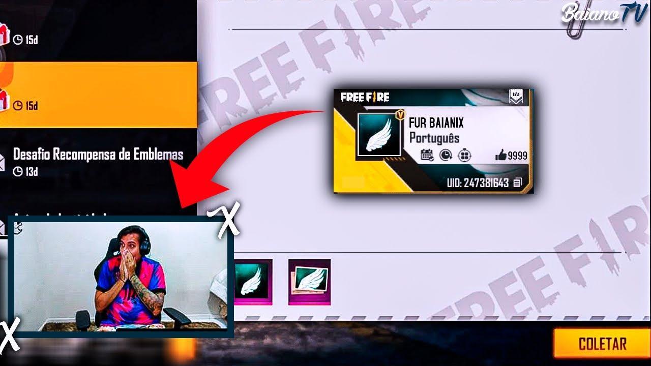 Garena libera 30 banners e verificados para novos influenciadores do Free Fire, confira a lista