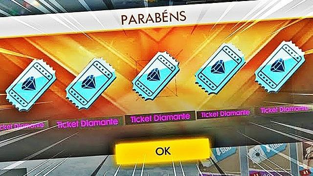 Garena se pronuncia sobre o sumiço dos Tickets de Diamante