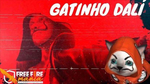 Gatinho Dalí: como coletar tokens e ganhar a nova skin do Pet no Free Fire