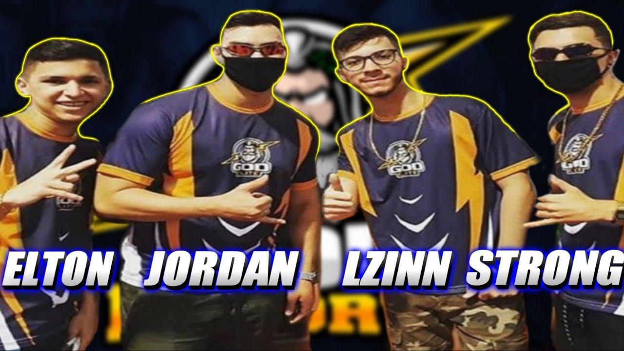 GOD Elite: Line-up formada por Jordan, Elton, Lzinn e Strong está de volta
