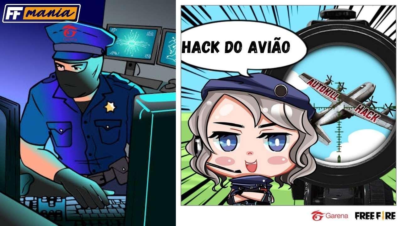 Hack do Avião no Free Fire: Garena encontrou o bug e baniu as contas