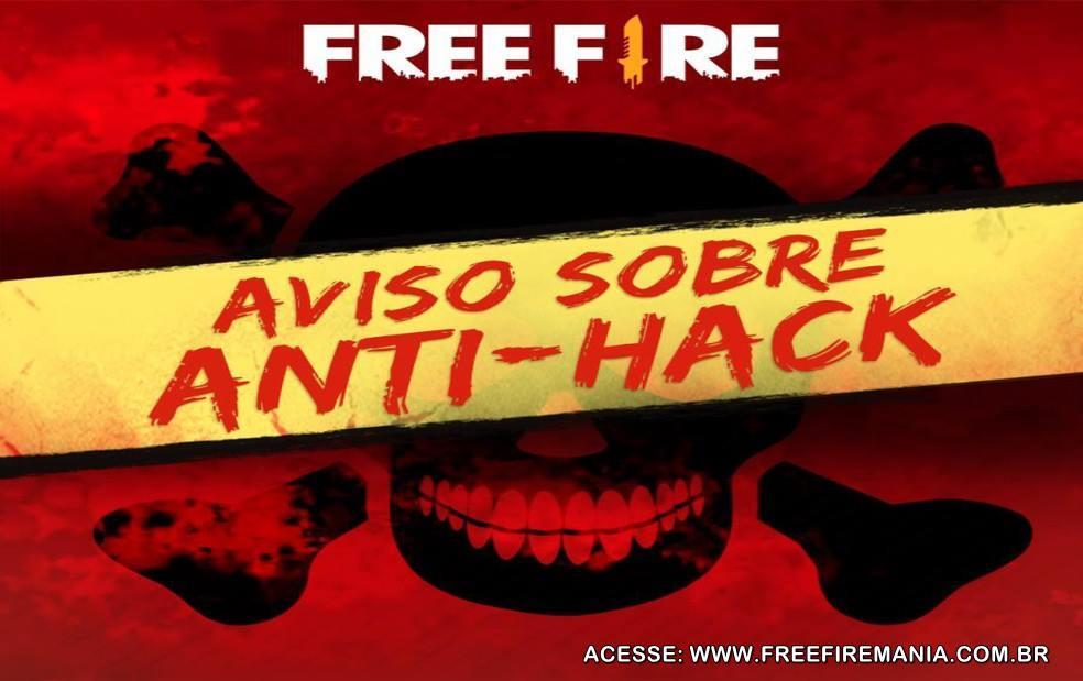 Hack no Free Fire: Garena atualiza informações sobre os trapaceiros