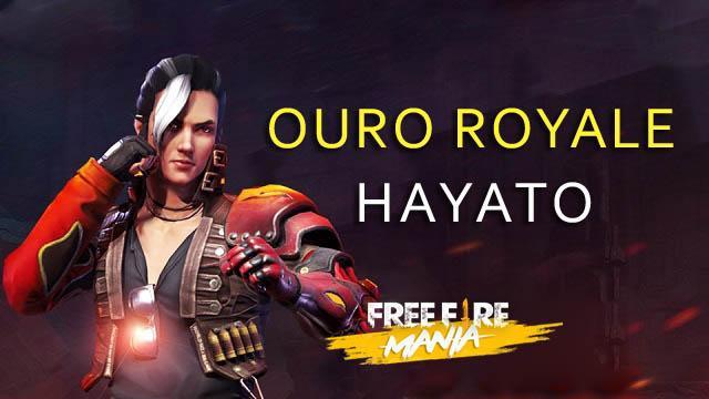 Hayato no Ouro Royale do Vietnã