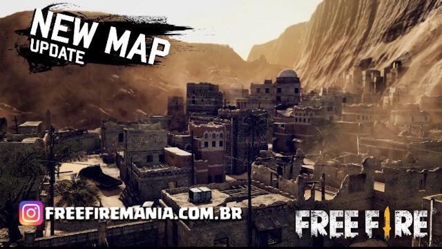 Ideia: Novo Mapa Favela