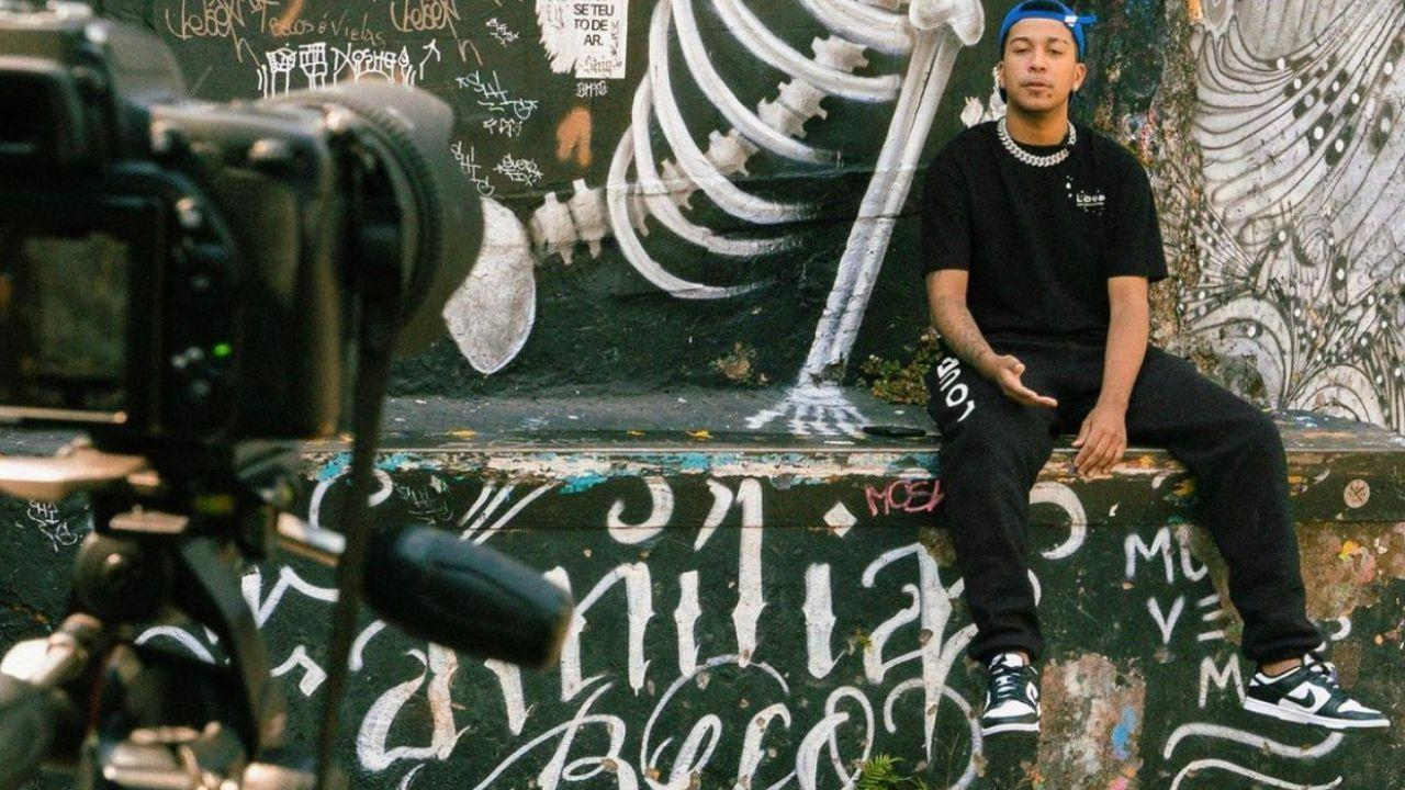 Influenciador da LOUD é acusado de plagiar estética de música por cantor de rap e se pronuncia sobre