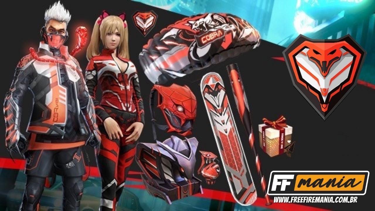 Cobra Initiative hadir di Free Fire dengan item gratis, lihat semua yang perlu Anda ketahui