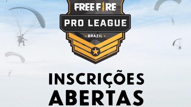 Inscrições Abertas: Como se Inscrever na Pro League III?