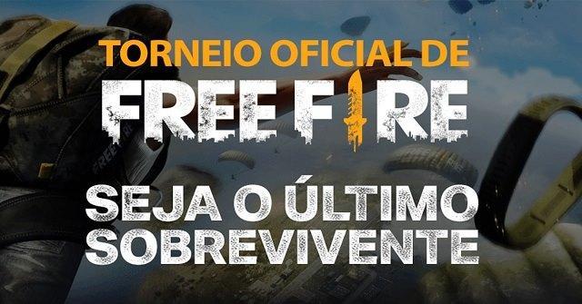 Inscrições abertas para o Torneio Free Fire Pro League BR