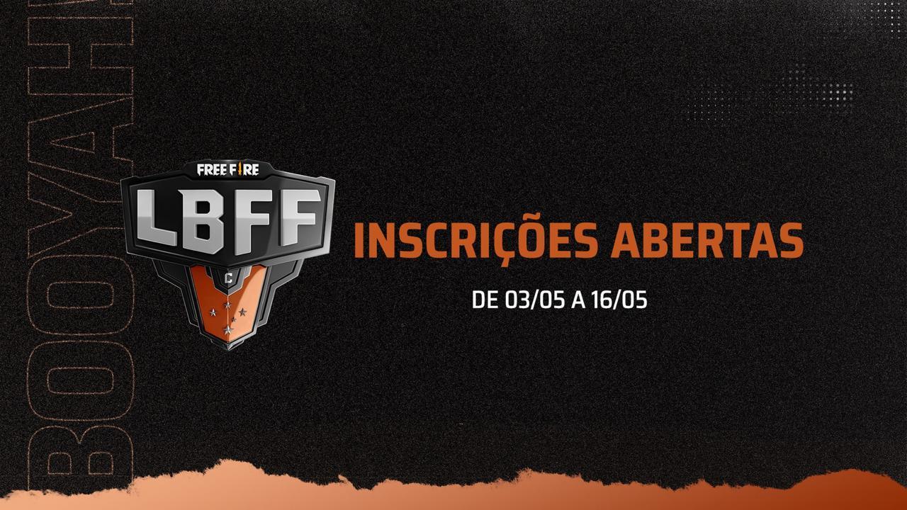 Inscrições Série C LBFF começam nesta segunda, saiba como participar da Liga Brasileira de Free Fire