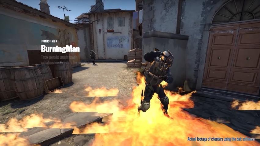 El jugador crea un truco falso para CS: GO y los fanáticos piden lo mismo para Free Fire
