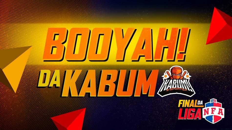 KABUM é a grande campeã da 3ª temporada da Liga NFA de Free Fire