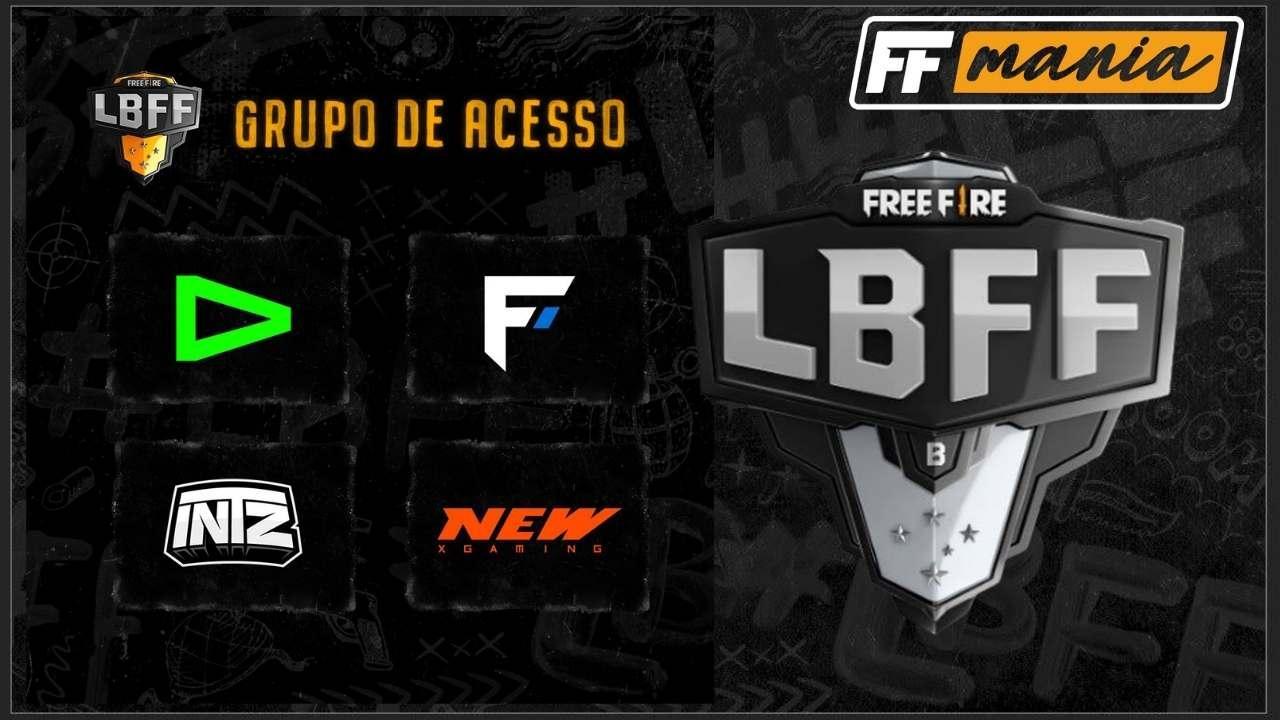 LBFF 2020: New X, INTZ, Fear e LOUD são rebaixados para o grupo de acesso