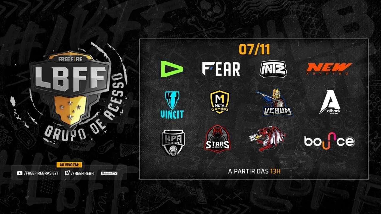 LBFF 2020: Série de Promoção decide neste sábado os rebaixados para Série B