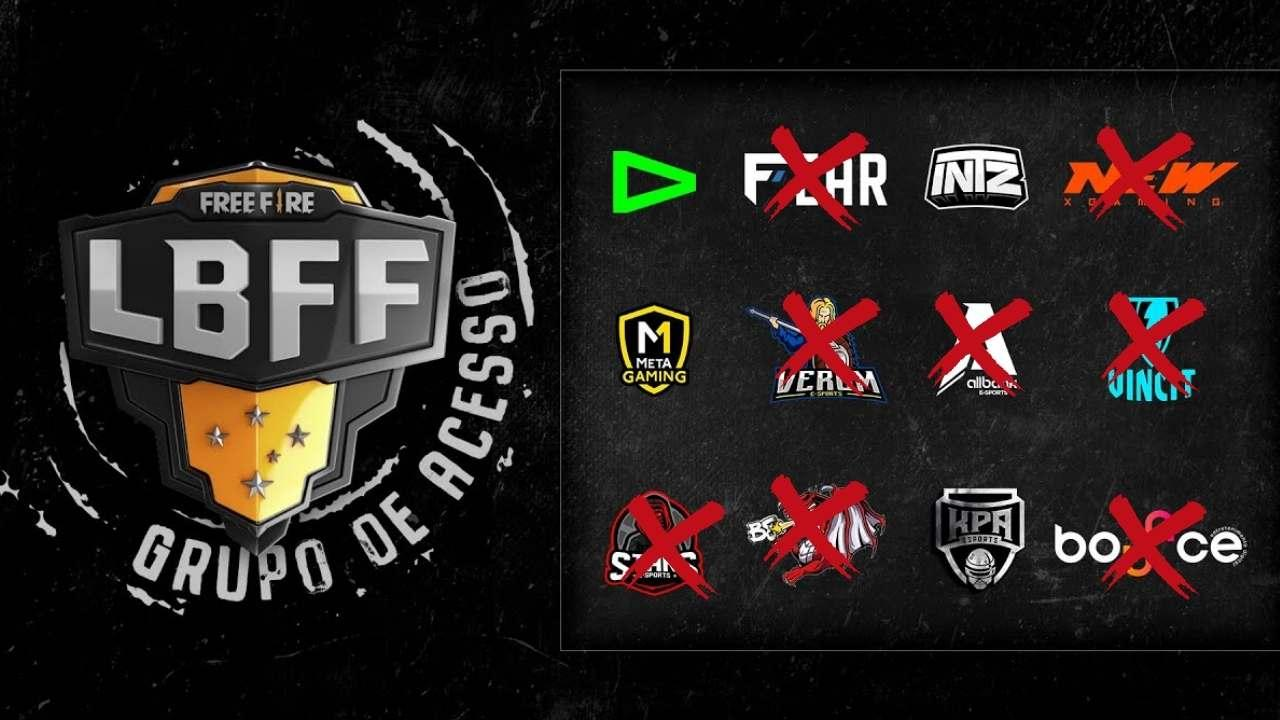 LBFF 2021: confira os 4 times classificados do Grupo de Acesso para a Série A