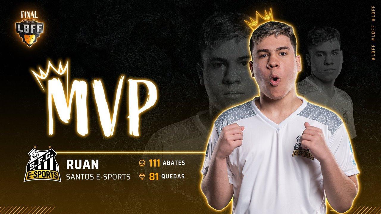LBFF 2021: Ruan é o MVP, Will é o Brabo da Galera e Alemão tem o pior desempenho