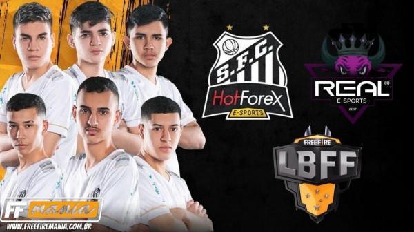 LBFF 2021: Santos pode ter vendido a vaga, mas continuará na Elite do Free Fire, entenda o caso
