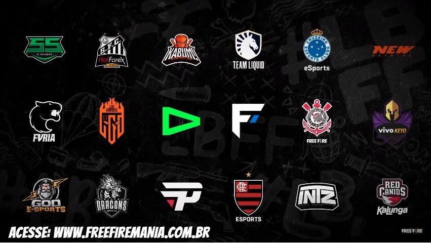 LBFF: confira os jogadores titulares, reservas e técnico de cada equipe