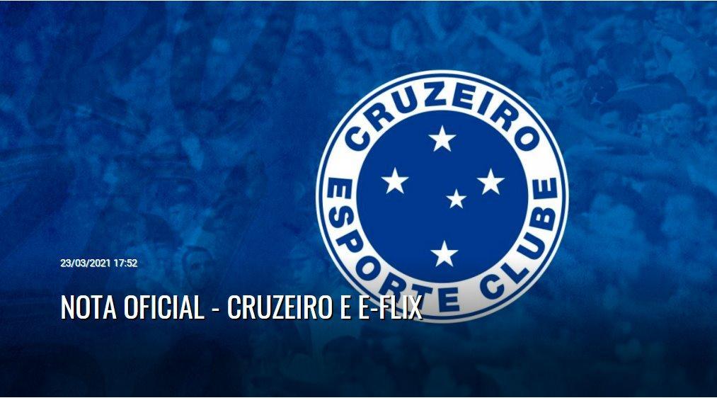 LBFF: Cruzeiro perde a vaga na Série A da elite do Free Fire. Dupla Cebotiva é dispensada