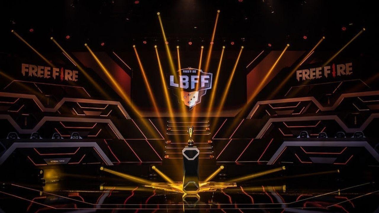 LBFF: Liga Brasileira de Free Fire é a competição de eSports mais popular no Brasil