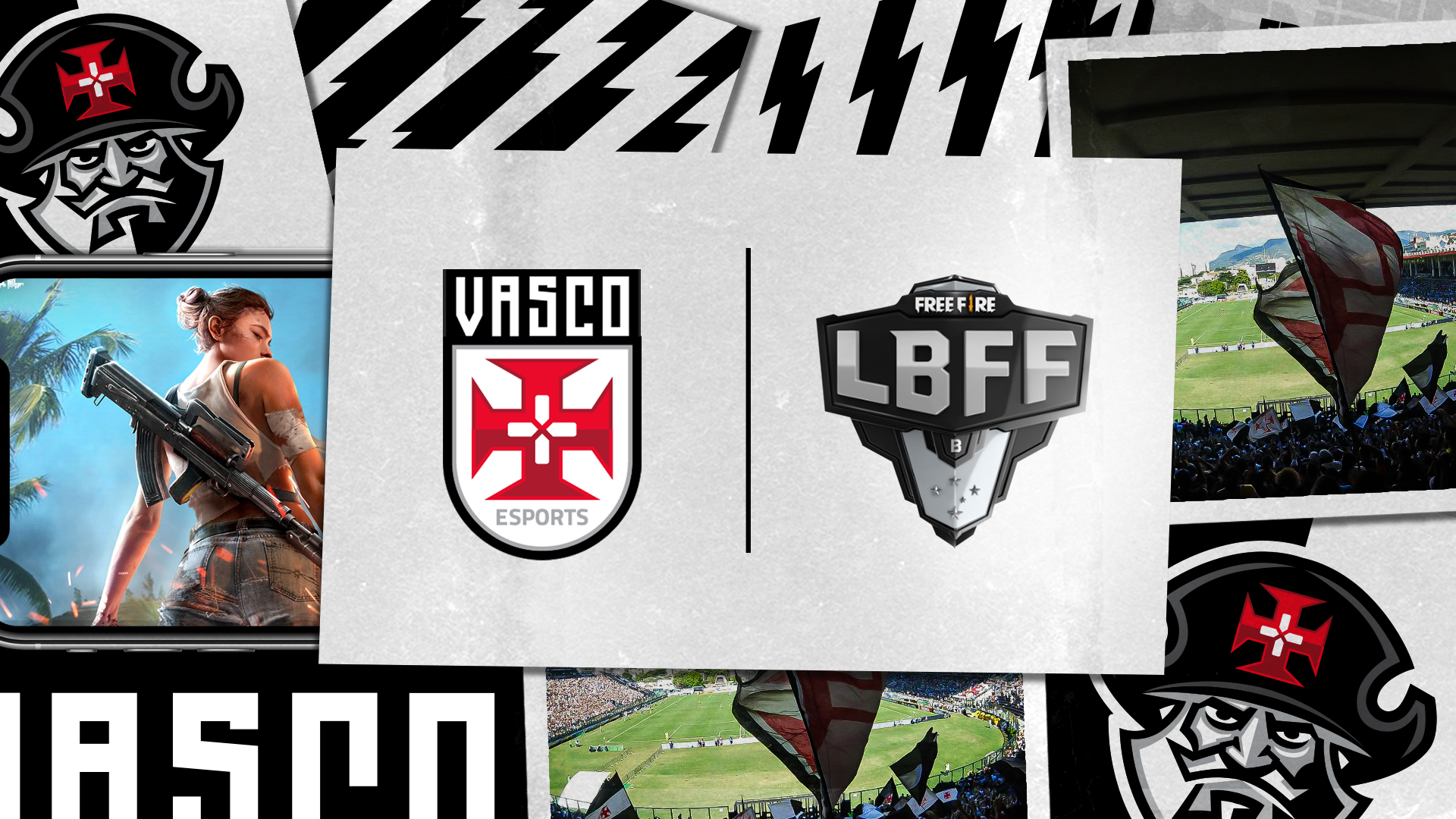 LBFF Série B: Vasco anuncia que disputará LBFF 6 série B